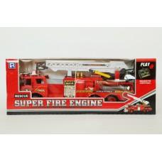 RESCUE gaisrinė, valdoma