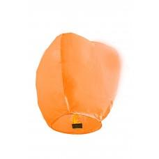 Dangaus žibintas, oranžinis
